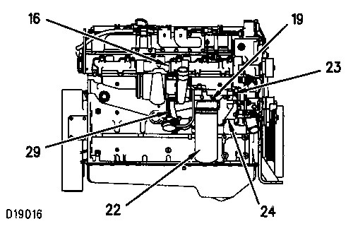 engine right side