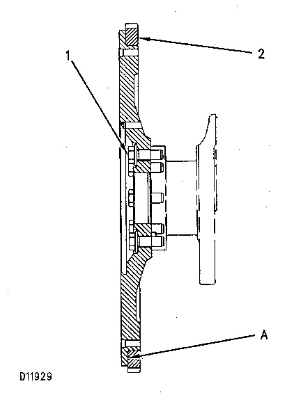 3116 and 3126 truck engines flywheel specifications