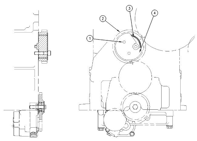 3306 Cat Engine Timing Marks Diagram - Wiring Diagrams