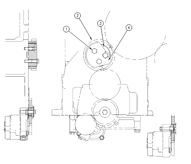 3116 Cat Engine Wire Diagram