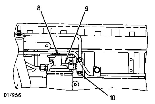 3116 and 3126 Truck Engines Fuel Pressure Inspection