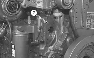 3116 and 3126 Truck Engines Water Pump – Install