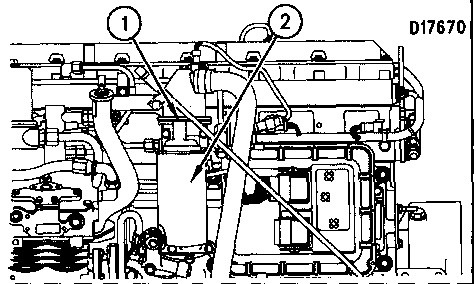 3116 And 3126 HEUI Truck Engines Fuel System Prime