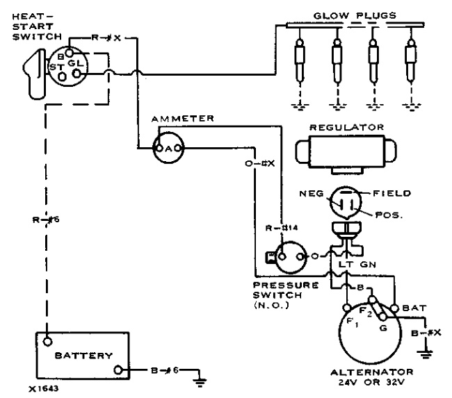 D330  D333  3304  3306  U2013 Electrical System Diagrams